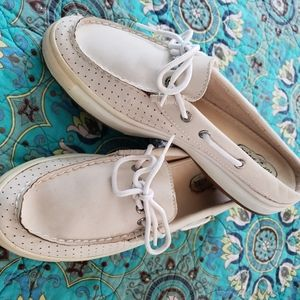 SPERRY TOP SIDERS ANCHOR SIZE 8